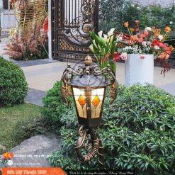 Đèn sân vườn cổ điển LAM004