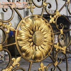 Khung bảo vệ cửa sổ Quỳ Hoa Tử KBV001