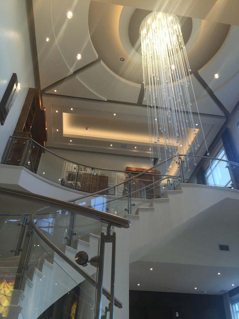 Các chi tiết nội thất Dự án Philly Penthouse Top đề cử SBID năm 2020
