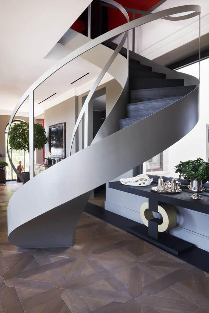 Cầu thang cách điệu Dự án Largo Elvezia Top đề cử SBID năm 2020