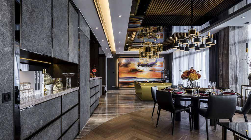 Dự án căn hộ hiện đại Oscar Crescent Top đề cử SBID năm 2020