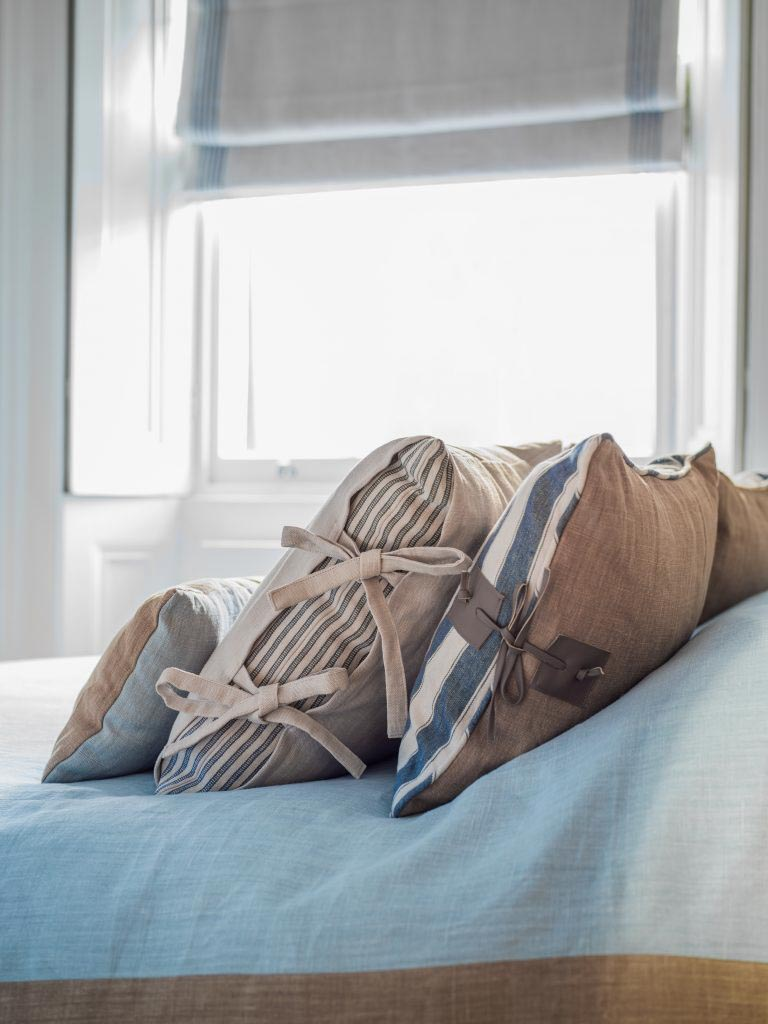 Hình ảnh góc nhìn phòng ngủ căn hộ Knightsbridge top đề cử SBID 2020
