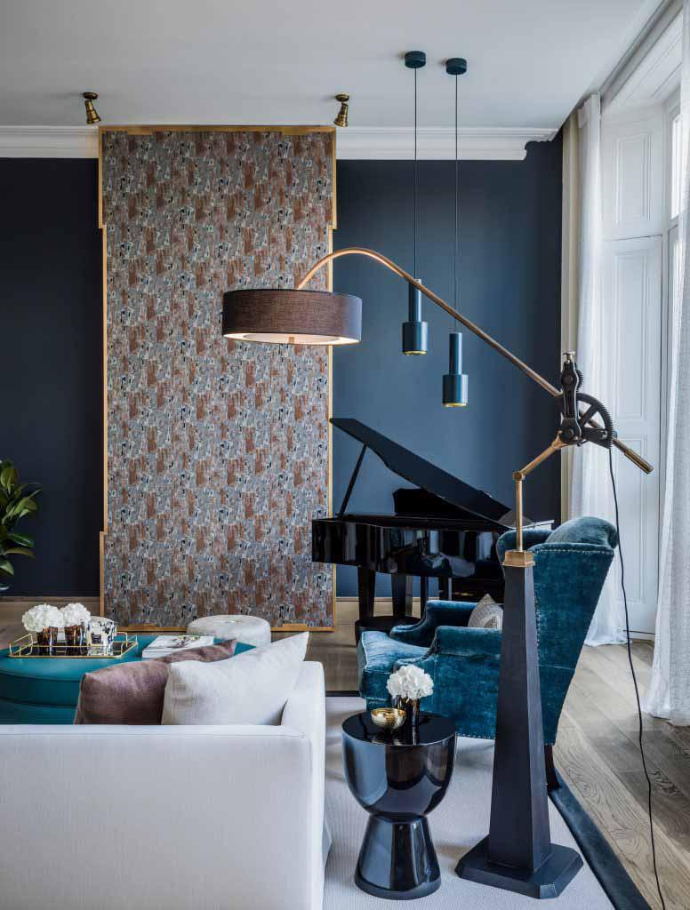 Hình ảnh phòng chính căn hộ Knightsbridge top đề cử SBID 2020