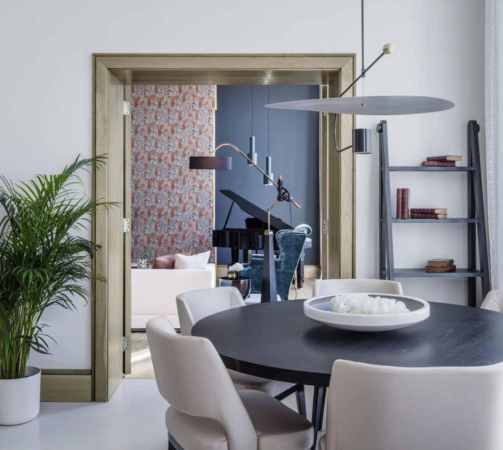 Hình ảnh không gian căn hộ Knightsbridge
