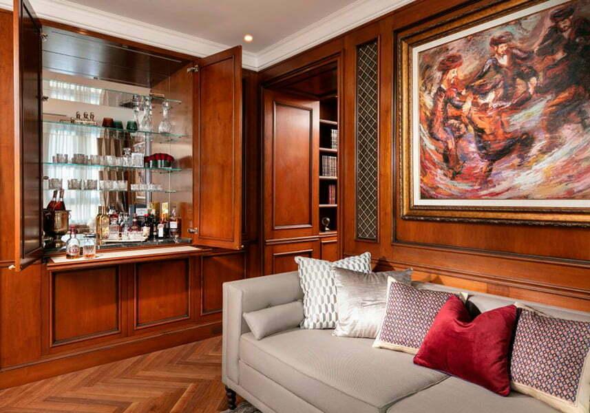 Hình ảnh phòng khách căn hộ Jerusalem top đề cử giải thưởng