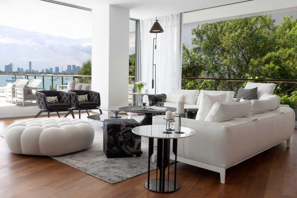 Kết hợp nội thất và không gian Dự án Monad Terrace Top giải thưởng SBID năm 2020
