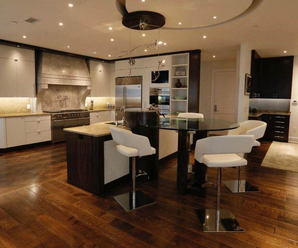 Phong cách hiện đại dự án Philly Penthouse Top đề cử SBID năm 2020 (4)