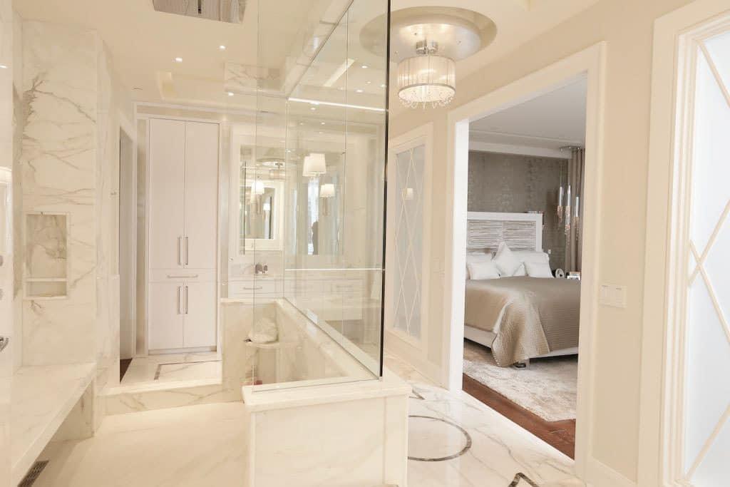 Phòng tắm dự án Philly Penthouse Top đề cử SBID năm 2020